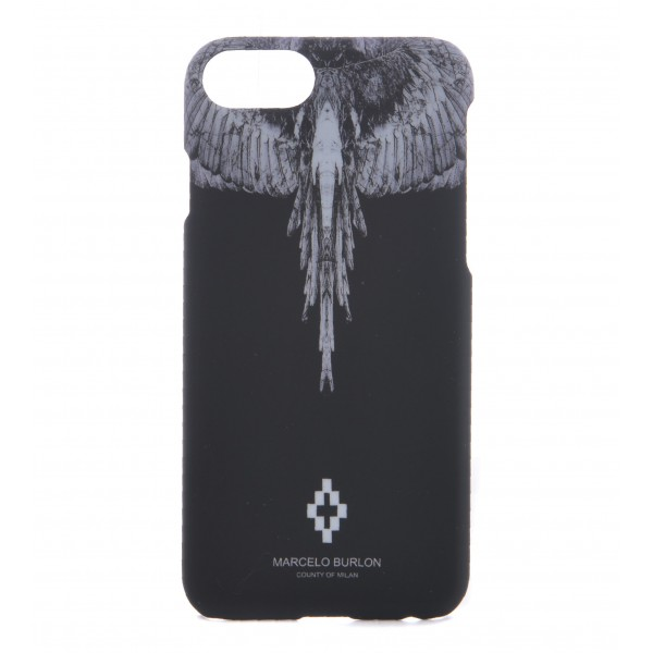best website c80a1 ada7a Marcelo Burlon - Jen Cover - iPhone 6 Plus / 6 s Plus - Apple - County of  Milan - Printed Case