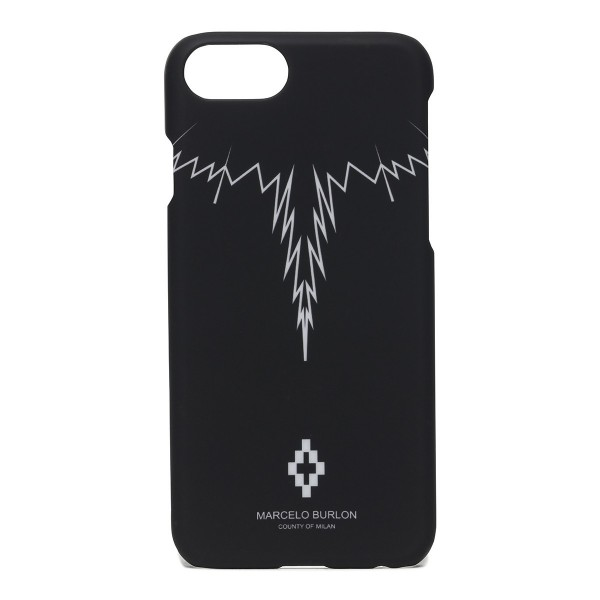 più foto 9f94d 37481 Marcelo Burlon - Marcelo Cover - iPhone 6 Plus / 6 s Plus - Apple - County  of Milan - Printed Case