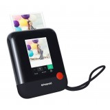 "Polaroid - POP Camera 3x4"" - Instant Print with ZINK Zero Ink Printing Technology - Black"