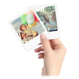 "Polaroid - POP Camera 3x4"" - Instant Print with ZINK Zero Ink Printing Technology - White"