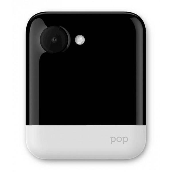"Polaroid  - Fotocamera POP 3x4"" - Stampa Istantanea con Tecnologia ZINK Zero Ink Printing - Bianca"