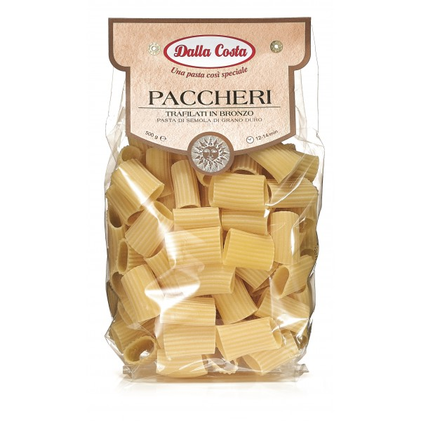 Dalla Costa - Paccheri - Durum Wheat Semolina