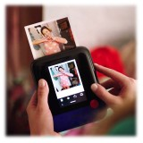"Polaroid  - Fotocamera POP 3x4"" - Stampa Istantanea con Tecnologia ZINK Zero Ink Printing - Rosa"