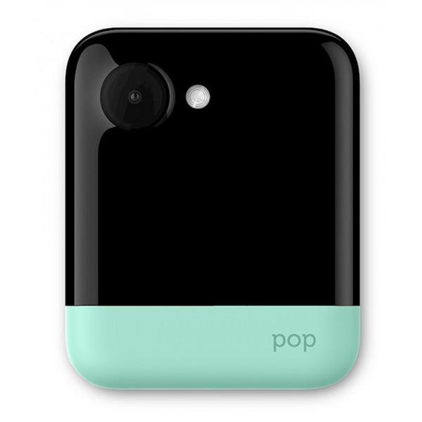 "Polaroid  - Fotocamera POP 3x4"" - Stampa Istantanea con Tecnologia ZINK Zero Ink Printing - Verde"