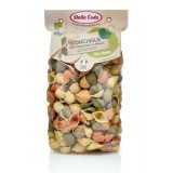Dalla Costa - Organic Conchiglie Tricolor - Tomato and Spinach