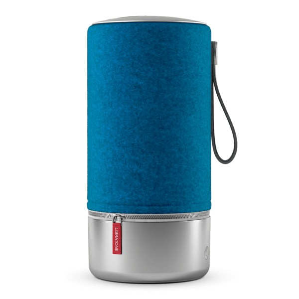 Libratone - Zipp Copenhagen - Blu Ghiaccio - Altoparlante di Alta Qualità - Airplay, Bluetooth, Wireless, DLNA, WiFi
