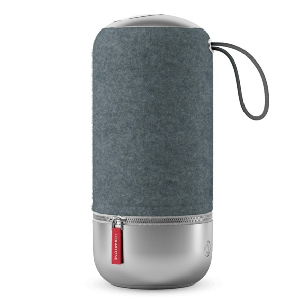 Libratone - Zipp Mini Copenhagen - Blu Acciaio - Altoparlante di Alta Qualità - Airplay, Bluetooth, Wireless, DLNA, WiFi
