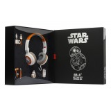 Tribe - BB-8 - Star Wars - Gift Box - 16 GB USB Stick - Car Charger - Earphones - On-Ear Headphones - Micro USB Cable