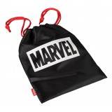 Tribe - Captain America - Marvel - Gift Box - Chiavetta USB 16 GB - Car Charger - Auricolari - Cuffie On-Ear - Cavo Micro USB