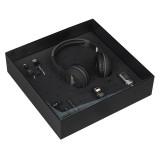 Tribe - Batman - DC Comics - Gift Box - Chiavetta USB 16 GB - Car Charger - Auricolari - Cuffie On-Ear - Cavo Micro USB