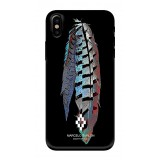 Marcelo Burlon - Cover Genek - iPhone X - Apple - County of Milan - Cover Stampata