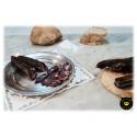 Nero di Calabria - Salsiccia con Fegato - Salumi Artigianali - Tradizione Calabra - 340 g
