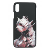 Marcelo Burlon - Cover Dog - iPhone X - Apple - County of Milan - Cover Stampata