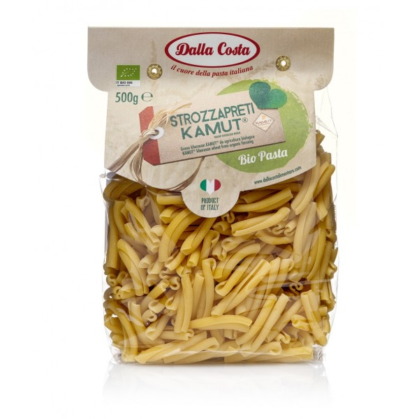 Dalla Costa - Strozzapreti with Organic Kamut