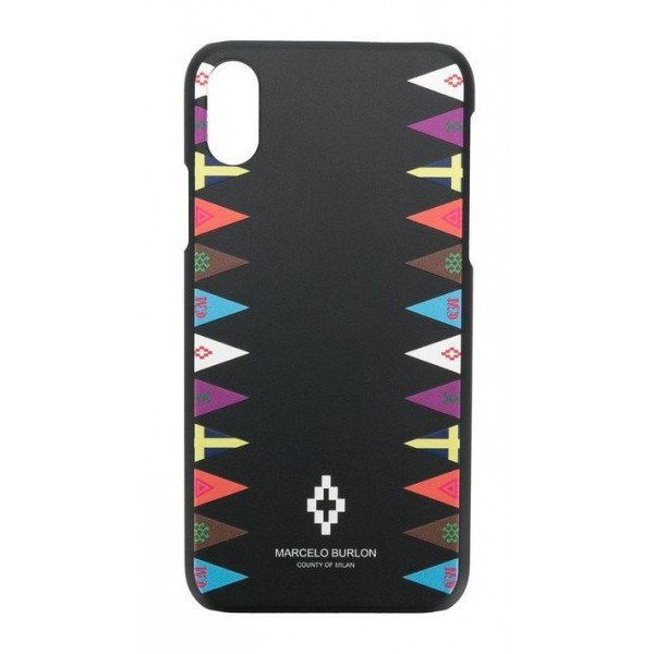 Marcelo Burlon - Cover Flags - iPhone X - Apple - County of Milan - Cover Stampata