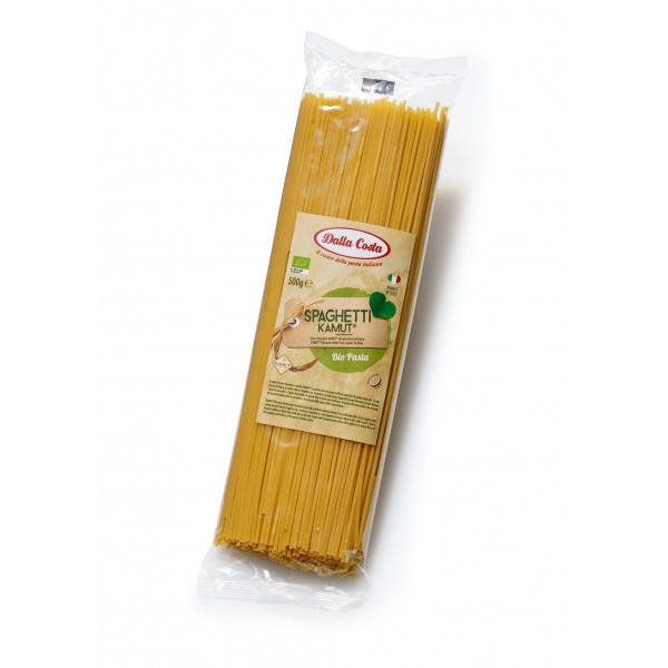 Dalla Costa - Spaghetti with Organic Kamut