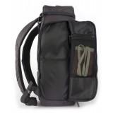 Philo - Smart Backpack - Zaino Intelligente con Porta di Ricarica USB Integrata - Notebook Laptop 15' - Nero - Zaini