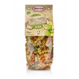 Dalla Costa - Organic Zoo Tricolor Pasta - Tomato and Spinach