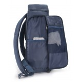 Philo - Smart Backpack - Zaino Intelligente con Porta di Ricarica USB Integrata - Notebook Laptop 15' - Blu - Zaini