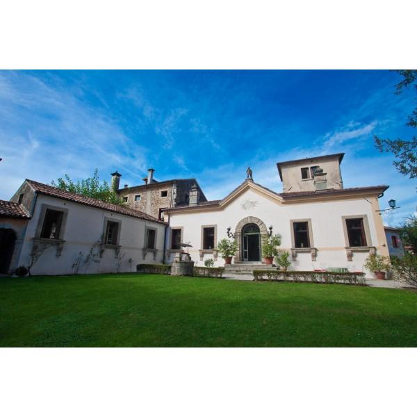Villa Verecondi Scortecci - Prosecco Full Experience - 3 Giorni 2 Notti - Mansarda Deluxe - Tower Superior