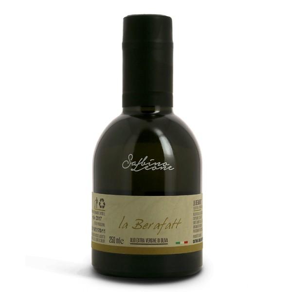 Sabino Leone - La Berafatt - Organic Italian Extra Virgin Olive Oil - 250 ml