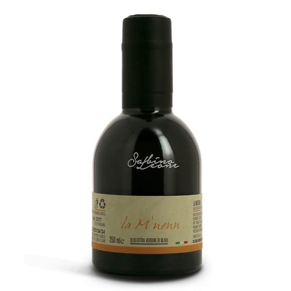 Sabino Leone - La M'nenn - Organic Italian Extra Virgin Olive Oil - 250 ml