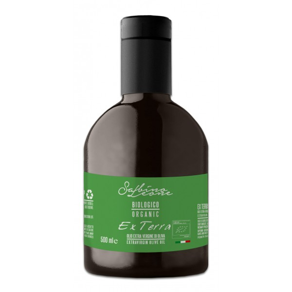 Sabino Leone - Ex Terra - Olio Extravergine di Oliva Biologico Italiano - 500 ml