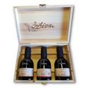 Sabino Leone - Box Degustazione - Olio Extravergine di Oliva Biologico Italiano - 250 ml