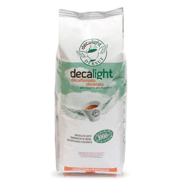 Dersut Caffè - Caffè Decalight in Grani - Decerato - Caffè in Grani - 1 Kg