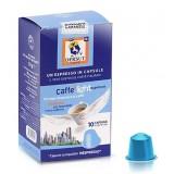 Dersut Caffè - Capsule Light Compatibili Nespresso - Caffè in Capsule - 10 x 5,5 g