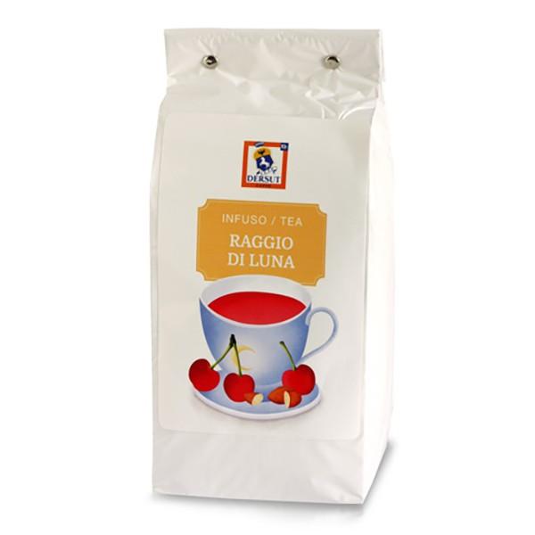 Dersut Caffè - Tè Raggio di Luna Dersut - Ciliegia Succosa - Tè di Alta Qualità - Tè, Tisane e Infusi - 400 g