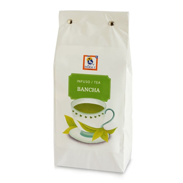 Dersut Caffè - Tea Bancha Dersut - Green Tea - High Quality Tea - Tea, Herbal Teas and Infusions - 300 g