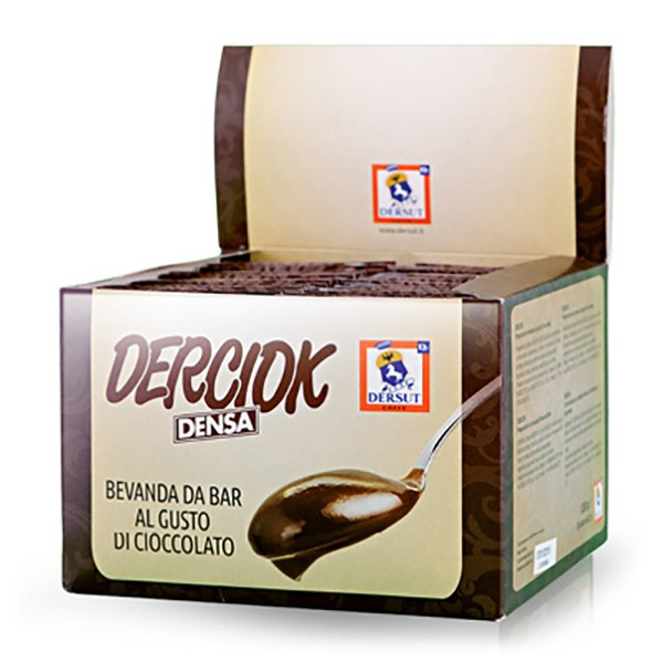 Dersut Caffè - Derciok - Preparation for Cocoa Beverage Dersut - 50 x 50 g