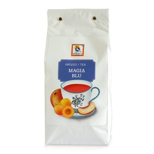 Dersut Caffè - Tè Magia Blu Dersut - Frutta - Tè di Alta Qualità - Tè, Tisane e Infusi - 400 g