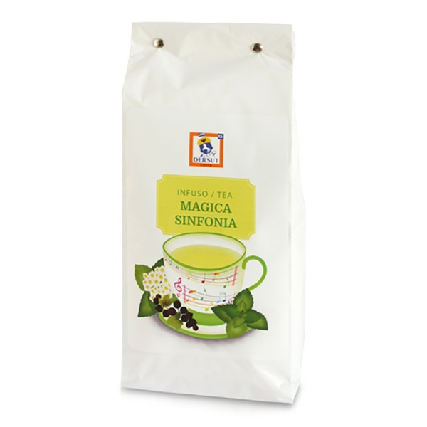 Dersut Caffè - Tea Magic Sinfonia Dersut - Mint - High Quality Tea - Tea, Herbal Teas and Infusions - 300 g