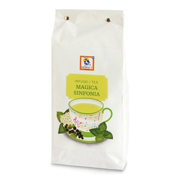 Dersut Caffè - Tè Magica Sinfonia Dersut - Menta - Tè di Alta Qualità - Tè, Tisane e Infusi - 300 g