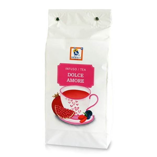 Dersut Caffè - Tea Sweet Love Dersut - Goji and Acai - High Quality Tea - Tea, Herbal Teas and Infusions - 400 g
