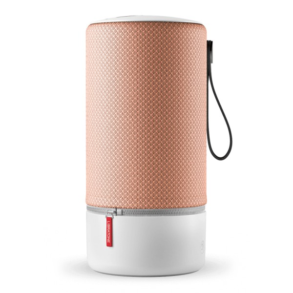 Libratone - Zipp - Rosa Nudo - Altoparlante di Alta Qualità - Airplay, Bluetooth, Wireless, DLNA, WiFi