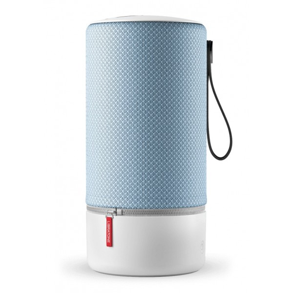 Libratone - Zipp - Pastel Blue - High Quality Speaker - Airplay, Bluetooth,  Wireless, DLNA, WiFi - Avvenice