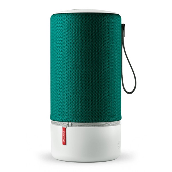 Libratone - Zipp - Deep Lagoon - High Quality Speaker - Airplay, Bluetooth, Wireless, DLNA, WiFi