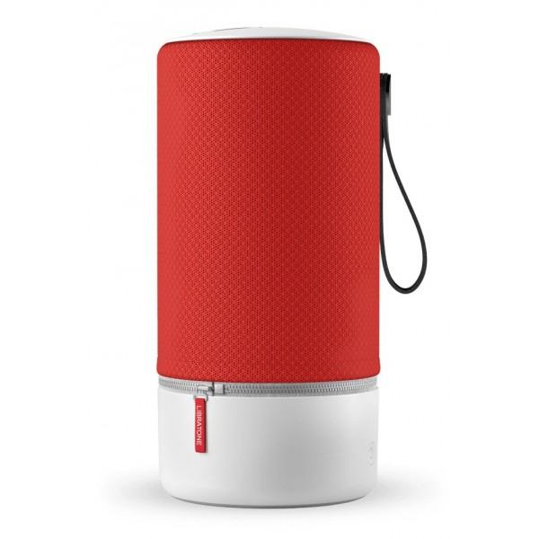 Libratone - Zipp - Rosso Vittoria - Altoparlante di Alta Qualità - Airplay, Bluetooth, Wireless, DLNA, WiFi