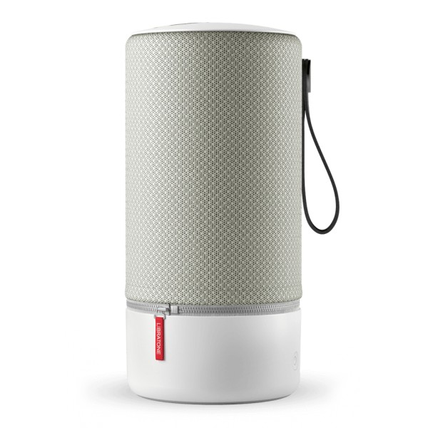 Libratone - Zipp - Cloudy Grey - High Quality Speaker - Airplay, Bluetooth, Wireless, DLNA, WiFi
