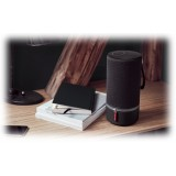 Libratone - Zipp Mini - Rosso Vittoria - Altoparlante di Alta Qualità - Airplay, Bluetooth, Wireless, DLNA, WiFi