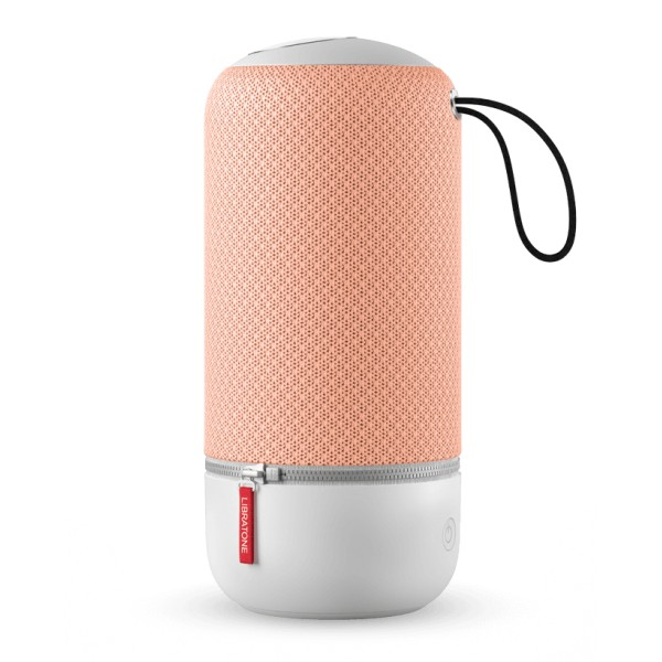 Libratone - Zipp Mini - Nude Rose - High Quality Speaker - Airplay, Bluetooth, Wireless, DLNA, WiFi