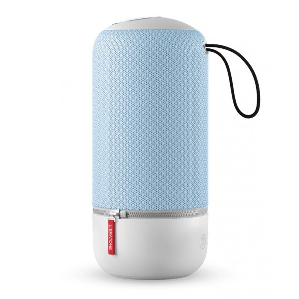 Libratone - Zipp Mini - Blu Pastello - Altoparlante di Alta Qualità - Airplay, Bluetooth, Wireless, DLNA, WiFi