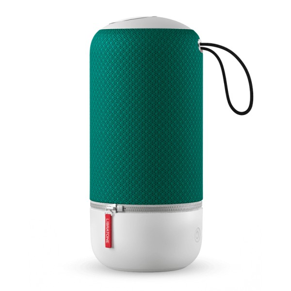 Libratone - Zipp Mini - Deep Lagoon - High Quality Speaker - Airplay, Bluetooth, Wireless, DLNA, WiFi