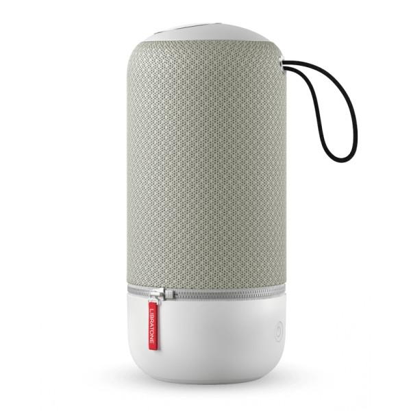 Libratone - Zipp Mini - Cloudy Grey - High Quality Speaker - Airplay, Bluetooth, Wireless, DLNA, WiFi
