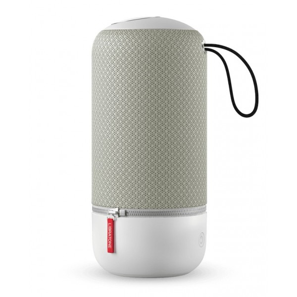 Libratone - Zipp Mini - Grigio Nuvola - Altoparlante di Alta Qualità - Airplay, Bluetooth, Wireless, DLNA, WiFi