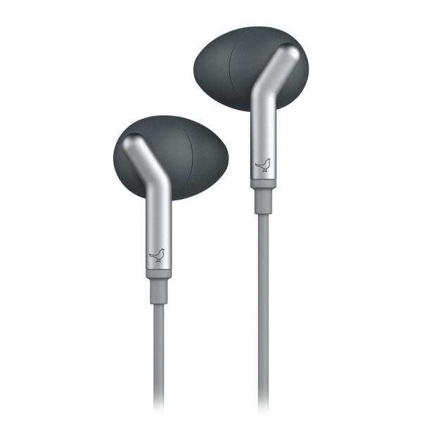 Libratone - Q Adapt In-Ear - Nero Stormo - Cuffie Auricolari di Alta Qualità - Active Noise Cancelling - Lightning - CityMix