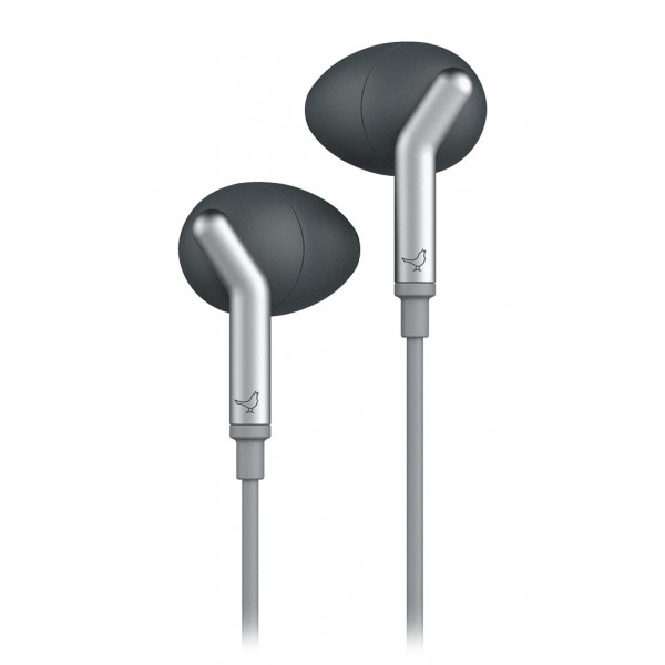 Libratone - Q Adapt In-Ear - Stormy Black - High Quality Earphones - Headphones - Active Noise Canceling - Lightning - CityMix